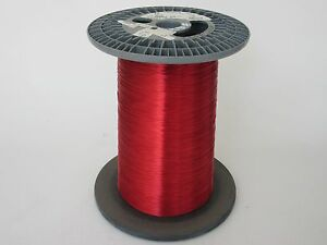 22 Awg 6 4 Lbs Essex Soderon Fs 155 Enamel Coated Copper Magnet Wire