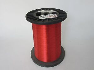 26 Awg 40 Lbs Phelps Snylz 155 Enamel Coated Copper Magnet Wire