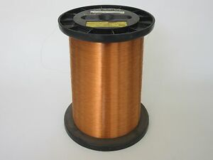 32 Awg 26 Lbs Ppe Invemid 200 Single Enamel Coated Copper Magnet Wire