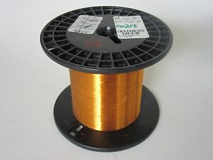 40 Awg 4 8 Oz Essex Thermalex Heavy Enamel Coated Copper Magnet Wire