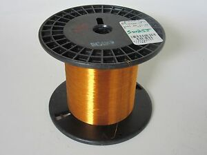 40 Awg 7 2 Oz Essex Thermalex Heavy Enamel Coated Copper Magnet Wire