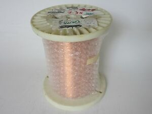 36 Awg 2 35 Lbs Phelps Thermaleze Enamel Coated Copper Magnet Wire