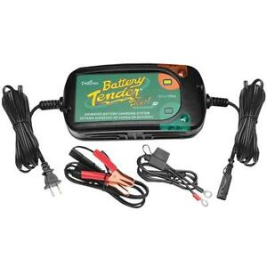 Battery Tender Plus 1 25a Waterproof Automatic Charger Motorcycle Quad Jet Ski