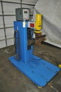 100 Kva British Federal Spot Welder Foot Pedal