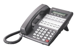 5 Refurbished Nec Ds 80573 Phones With Speaker And Lcd Display ds1000 Ds2000