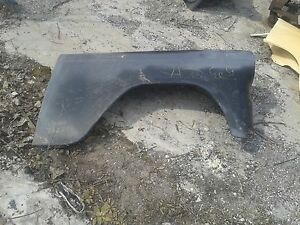 1953 Chevrolet all Cars Right Front Fender F157