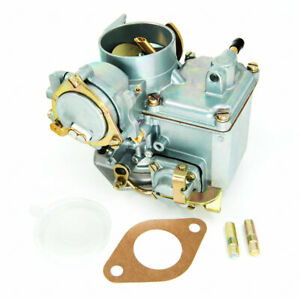 Carb Carburetor For Vw H30 31pict Type 1 2 3 4 Bug Bus Gghia 1500 Cc Beetle