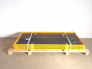 New Automation Guarding Systems A120130 1 X 1 Welded Wire Mesh Safety Panels