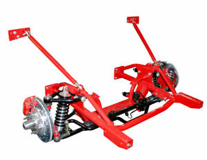Tci 62 67 Nova Stage Two Protouring Subframe Torque Arm W Rear end Package
