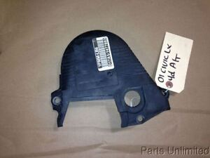 01 05 Honda Civic Oem Top Engine Motor Timing Belt Cover Stock Non Si