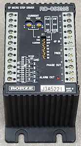 Rorze rd 053ms 5p Micro step driver