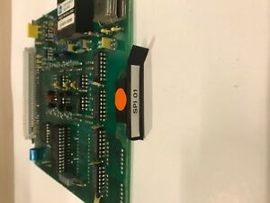 Engel Injection Molding Spi 01 Card Supply For Cc80