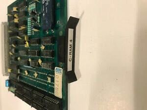 Engel Injection Molding C ram 4 Card Supply For Cc80