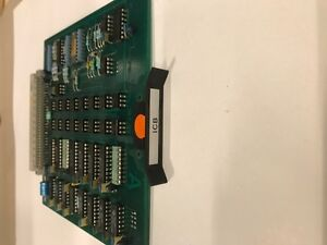 Engel Injection Molding Icb Card Supply For Cc80
