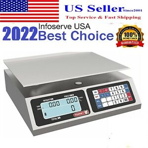 Torrey Lpc 40l 40lb Portable Price Computing Scale Ntep Legal Ship From Usa new