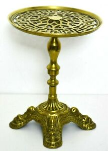 Vintage Brass Plant Stand Free Shipping Pl3173