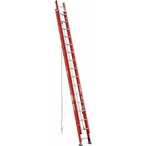 Extension Ladder D6232 2 Werner Fiberglass Ladder