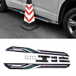 Durable Use For Dodge Journey 2013 16 Vehicle Running Board Nerf Bar Set