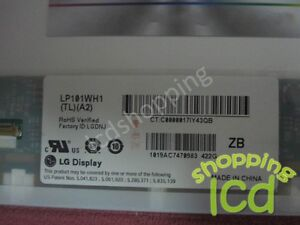 New Lcd Led Screen Display Panel Lp101wh1 tla2 1366 768 10 1 90 Days Warranty