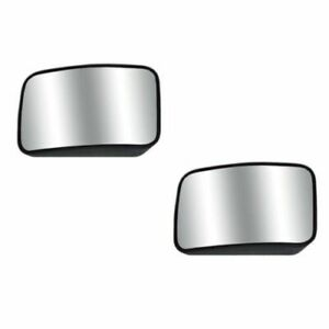 Cipa 49702 Pair Of Universal Wedge 2 5 X 3 75 Stick On Convex Hotspot Mirrors