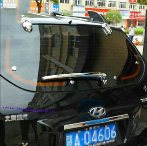 12pcs Abs Rear Rain Wiper Nozzel Cover Trim For Hyundai Tucson 2004 2012