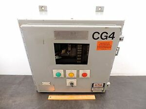 Hoffman Electrical Enclosure A202008lp 20 x20 x8 Box Control Type 12 13