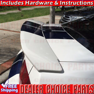 2005 2009 Ford Shelby Cobra Gt500 Mustang Factory Style Spoiler Wing Unpainted