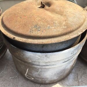 Studebaker Air Cleaner For About 2 1 4 Inch Inlet Used Item 6724