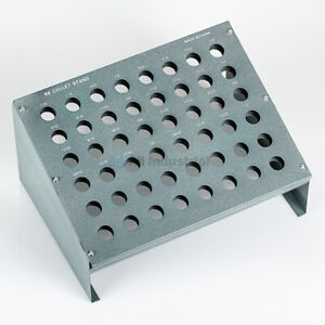 All Industrial 41062 R8 Collet Rack With 48 Slots For Bridgeport