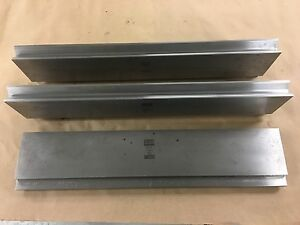Press Brake Tooling Lvd Die 3 Pieces 5324 78 Deg 24 Mm V Opening