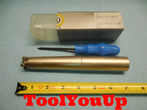 New Iscar E93cn D1 00 4l70c1 Indexable End Mill Machine Shop Tooling Machinist