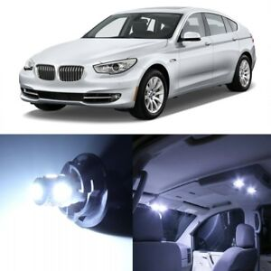 19 X White Led Interior Light Package For 2004 2010 Bmw 5 Series M5 Tool
