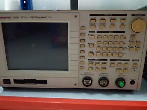 Advantest Q8384 Optical Spectrum Analyzer 600 1750nm Osa