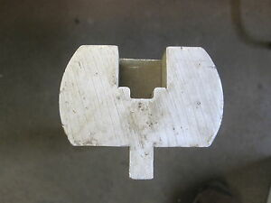 Lower Die Holder For Press Brake aluminum