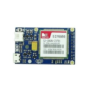 Sim808 Gps Gsm Gprs Module Positioning Sms With Bluetooth Module For Arduino