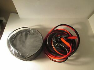 16ft 200 Amp Booster Cable Jumping Cables Power Jumper Start Cars Heavy Duty New