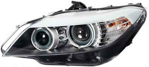Hella Bi xenon Left Side Headlight With Led Drl For Bmw Z4 E89 2009 2013