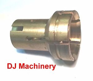 1 9 16 Special Hardinge 61 64 Brass Mill Milling Machine Collet Tool Holder