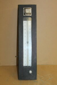 Manometer 12 Well Type Inches 30eb25 Ff Meriam Instruments