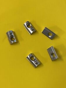 80 20 8020 Equivalent 3917 5 16 18 Drop in T nut For 15 Series 50 Pieces