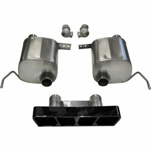Corsa Exhaust System New For Chevy Coupe Chevrolet Corvette 2014 2019 14763blk