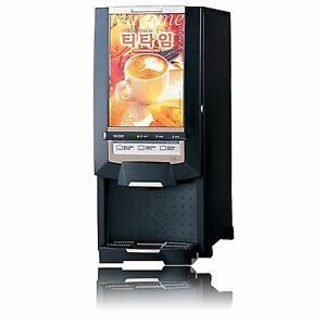 Teatime Dg 109fm 109f3m Automatic Mini Vending Machine Coffee Maker 220v