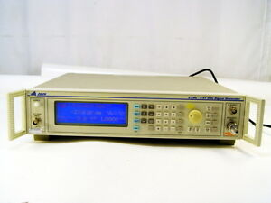 Ifr 2025 Signal Generator 9khz To 2 51ghz