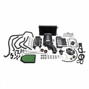 Edelbrock 1528 E Force Supercharger System W Tuner For Wrangler 3 6l