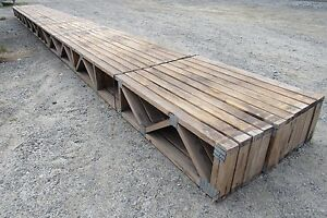 Open Web Floor Trusses Joists Roof 3 1 2 X 14 X 33 8 new