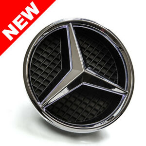 Illuminated Star Emblem For Mercedes benz Badge W Harness Twist In