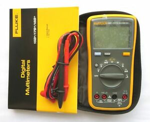 Us Ship Fluke 15b F15b Digital Multimeter Meter New