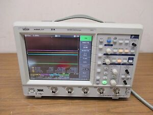 Lecroy Wavejet 314 1gs s 100mhz 4 Channel Digital Oscilloscope