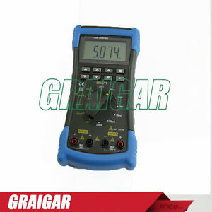 Current voltage Ms7206 Process Calibrator loop Calibrator With Lcd Display