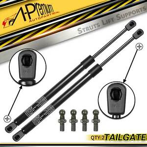 2x Rear Hatch Tailgate Lift Supports Struts For Jeep Grand Cherokee Wj 1999 2004